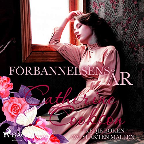 Förbannelsens år audiobook cover art