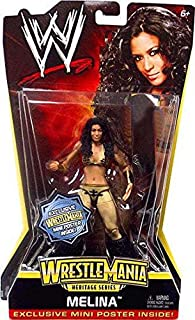 Best wwe melina action figure Reviews