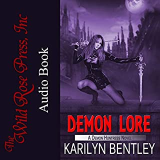 Demon Lore audiobook cover art