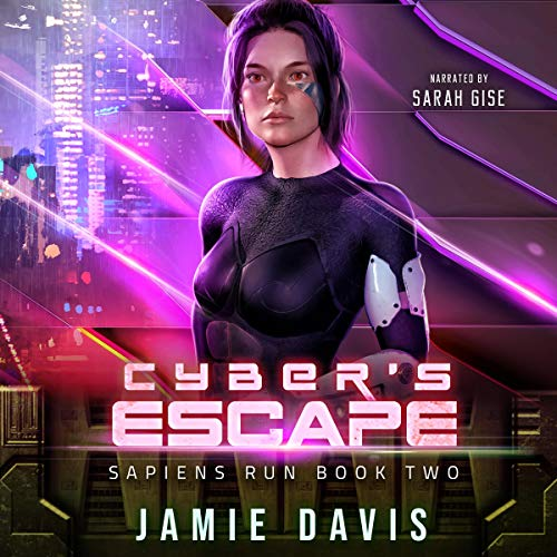 Cyber's Escape audiobook cover art
