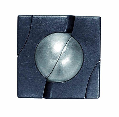 Huzzle Cast Marble - Hochwertiges Metall-Puzzle