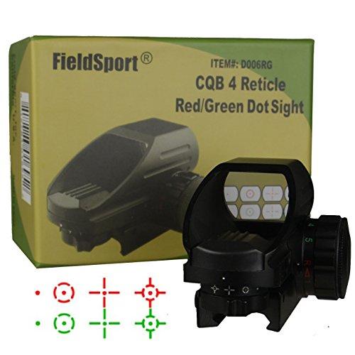 FieldSport FSI CQB 4 Reticle Red/Green Dot Sight Version 2