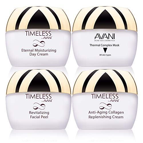 Timeless by AVANI Set Anti-Aging Collagen Cream 1.7 fl. oz,...