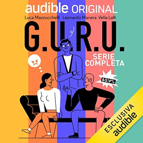 G.U.R.U. Serie completa copertina