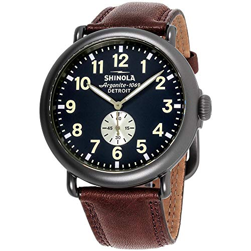 Shinola Detroit The Runwell 47mm -...