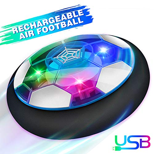 Baztoy Air Power Football, Jouet Enfant Ballon de Foot...