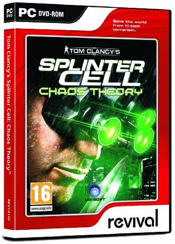 Tom Clancy's Splinter Cell: Chaos Theory (PC DVD) [Importación inglesa]