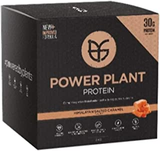 Prana ON Power Plant Protein, Himalayan Salted Caramel, 3 kilograms