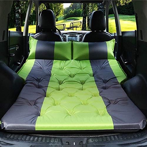 wangza - Colchón hinchable para coche (para 2 o 3 personas)