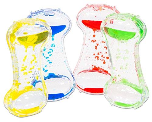 Sensory Jump Beans Liquid Timers