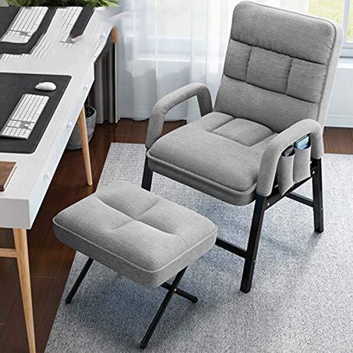 Stuhl büro freizeit faul sofa stuhl liefern, b MISU (Color : B)