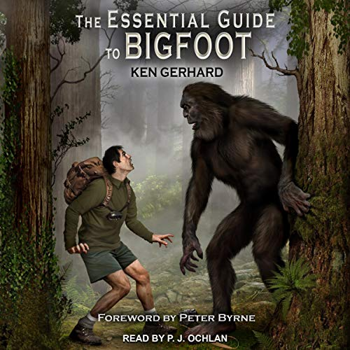 The Essential Guide to Bigfoot Titelbild