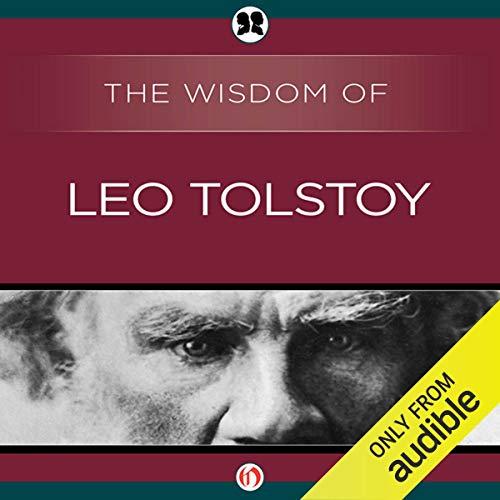 Wisdom of Leo Tolstoy Titelbild