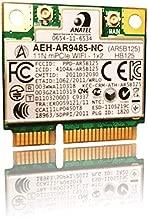 AIRETOS AEH-AR9485-NC WiFi Module 802.11bgn, 1T/2R Mini PCI-Express Half-Size Module, Atheros AR9485 chipset - Reference Design HB125 (AR5B125)