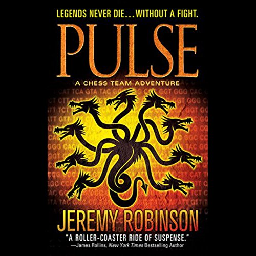 PULSE (A Jack Sigler Thriller - Book 1) audiobook cover art