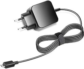 KFD 5.25V 3A Adaptador Cargador portátil para Chuwi Hi9 Air Tablet, Xiaomi Redmi Note, Xiaomi Mi3, Mi 3S, HP Pavilion x2 Tablet 10-k 10-k020nr, HP Chromebook 11 G1 G2 11-1101 11-1121us 11.6