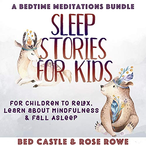 Sleep Stories for Kids  By  cover art