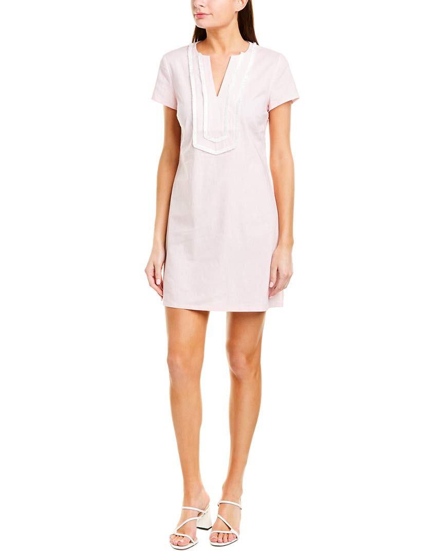 Available at Amazon: Sail to Sable Linen-Blend Tunic Dress
