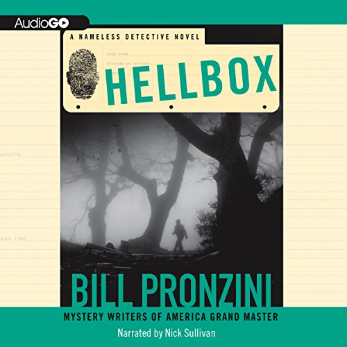 Hellbox audiobook cover art