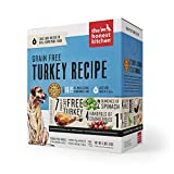 The Honest Kitchen Human Grade Dehydrated Grain Free Turkey Dog Food 4 lb - Embark, (Model: E4)