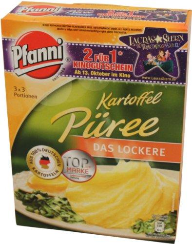 Pfanni Kartoffel Püree Das Lockere 3 x 3 Portionen für 3x 0,5L Flüssigkeit