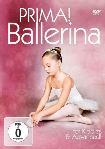 Prima! Ballerina - Ballet Training For Children [DVD]