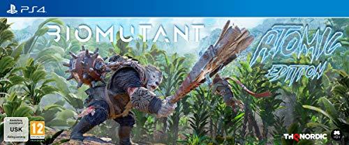 Biomutant : Atomic Edition pour PS4