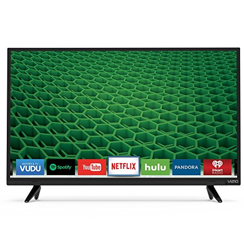 VIZIO 32' Class FHD (1080P) Smart LED TV (D32F-E1)