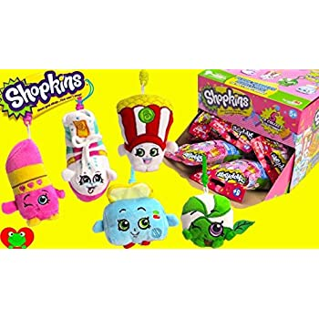 Shopkins Season 2 Plush Hanger Figures Packs | Shopkin.Toys - Image 1