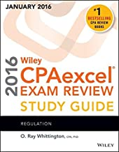 Wiley CPAexcel Exam Review 2016 Study Guide January: Regulation (Wiley CPA Exam Review)