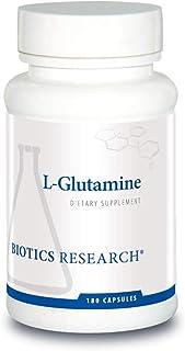 Biotics Research L Glutamine, Gastrointestinal Health, Gut Lining Support, Muscle Repair, Lean Muscle, Antioxidant Activit...