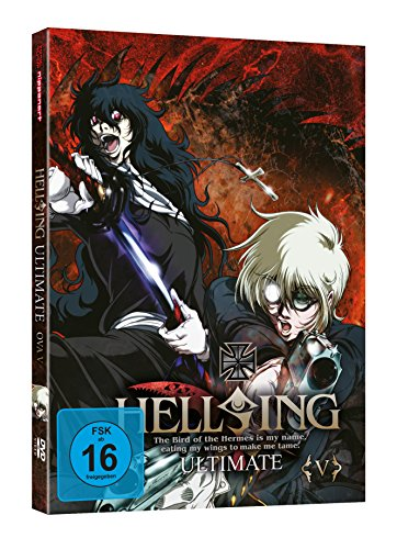 Hellsing: Ultimate - OVA - Re-Cut - Vol.5 - [DVD]