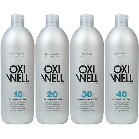 Kosswell Oxiwell Crama Oxidante Tinte 30 vol 9% 1000 ml.
