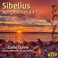 Sibelius: Symphonies 4/7