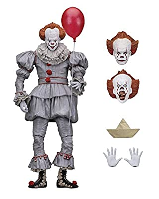 NECA 7? Scale Action Figure-Ultimate Pennywise (2017)