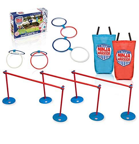 American Ninja Warrior Competition Set 41 pcs Outdoor Fun Toy B4 Adventure 145