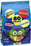 Nestle Assorted Halloween Candy, Chocolate Bag, 80 Count