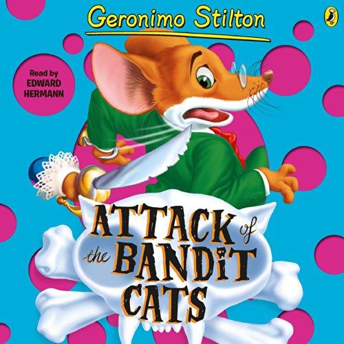 Couverture de Attack of the Bandit Cats