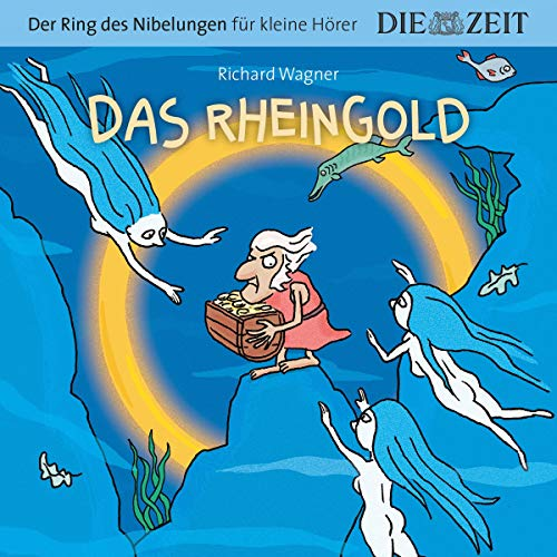 Das Rheingold audiobook cover art