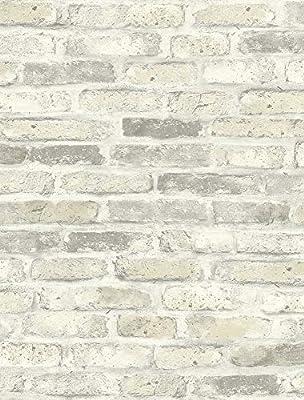 Realistic Rustic Brick Wallpaper