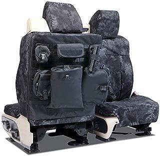 Coverking Front 40/20/40 Bench Custom Fit Seat Cover for Select Ram 2500/3500 Models - Cordura/Ballistic (Kryptek Camo Typhon)