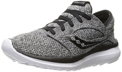 Saucony Women's Kineta Relay Running Shoe, Maru/White, 6 M US