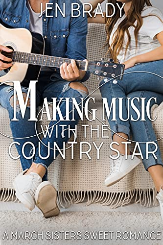 Book Cover for Making Music with the Country Star