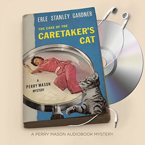 The Case of the Caretaker's Cat audiobook cover art