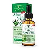 AICHUN BEAUTY Serum 99% Vitamin E Collagen Face Lifting Smoothing Oil Control Acne Perfecting Primer 4 Type (#01 ALOE VERA)