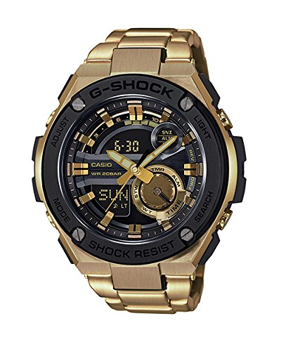 Casio GST210GD-1A G-Shock G-Steel...