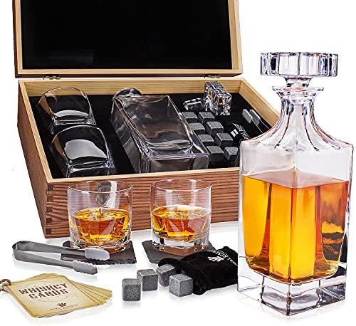 Scotch Decanter Gift Set