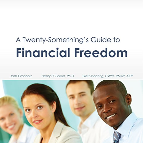 A Twenty-Something's Guide to Financial Freedom audiobook cover art