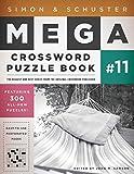 Simon & Schuster Mega Crossword Puzzle Book #11 (11) (S&S Mega Crossword Puzzles)
