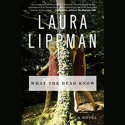 What the Dead Know  audiobook cover art